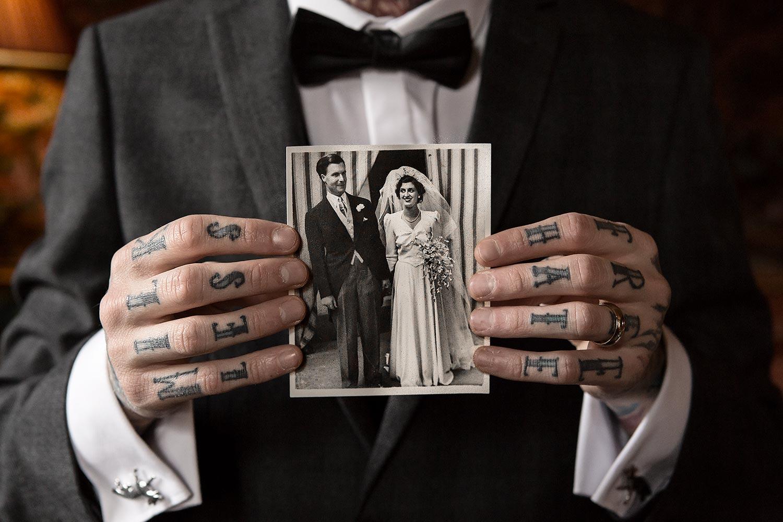 wedding detail scotland
