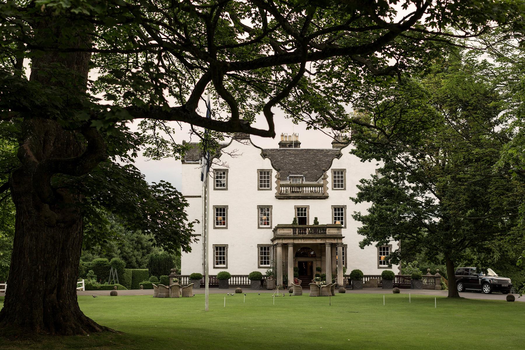 Prestinfield House Edinburgh