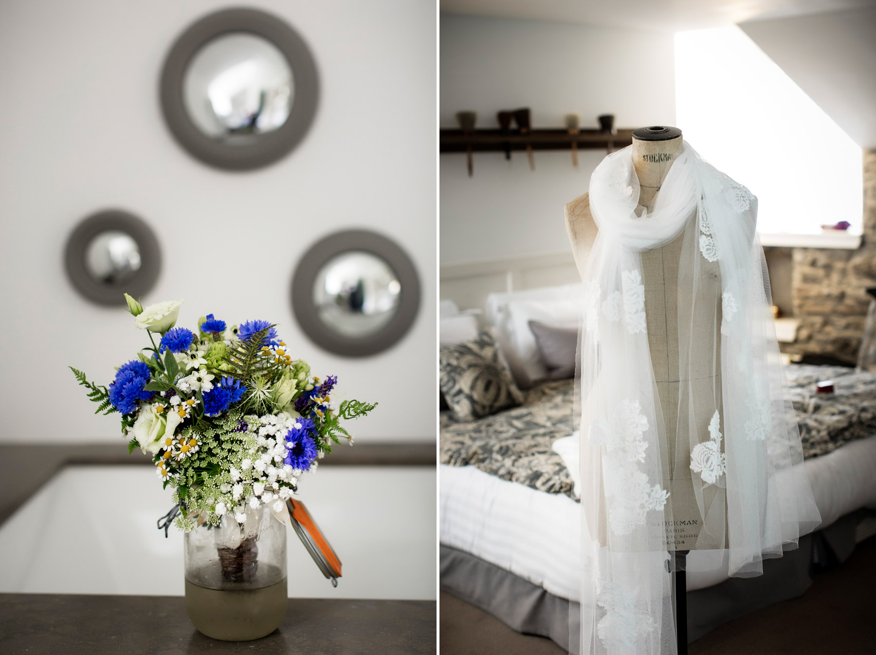 Bridal Suite at Monachyle Mhor