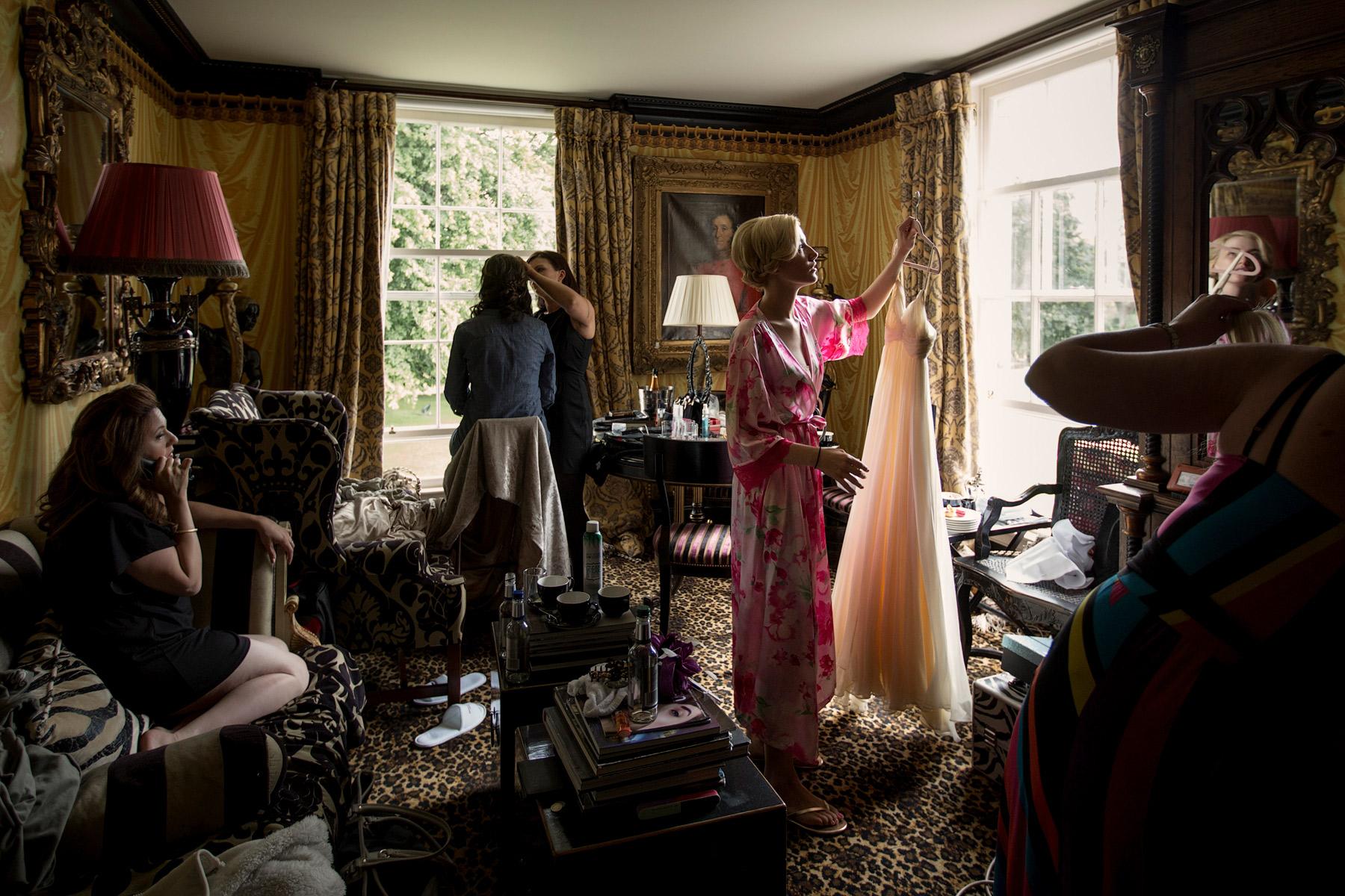 Bride preparations edinburgh