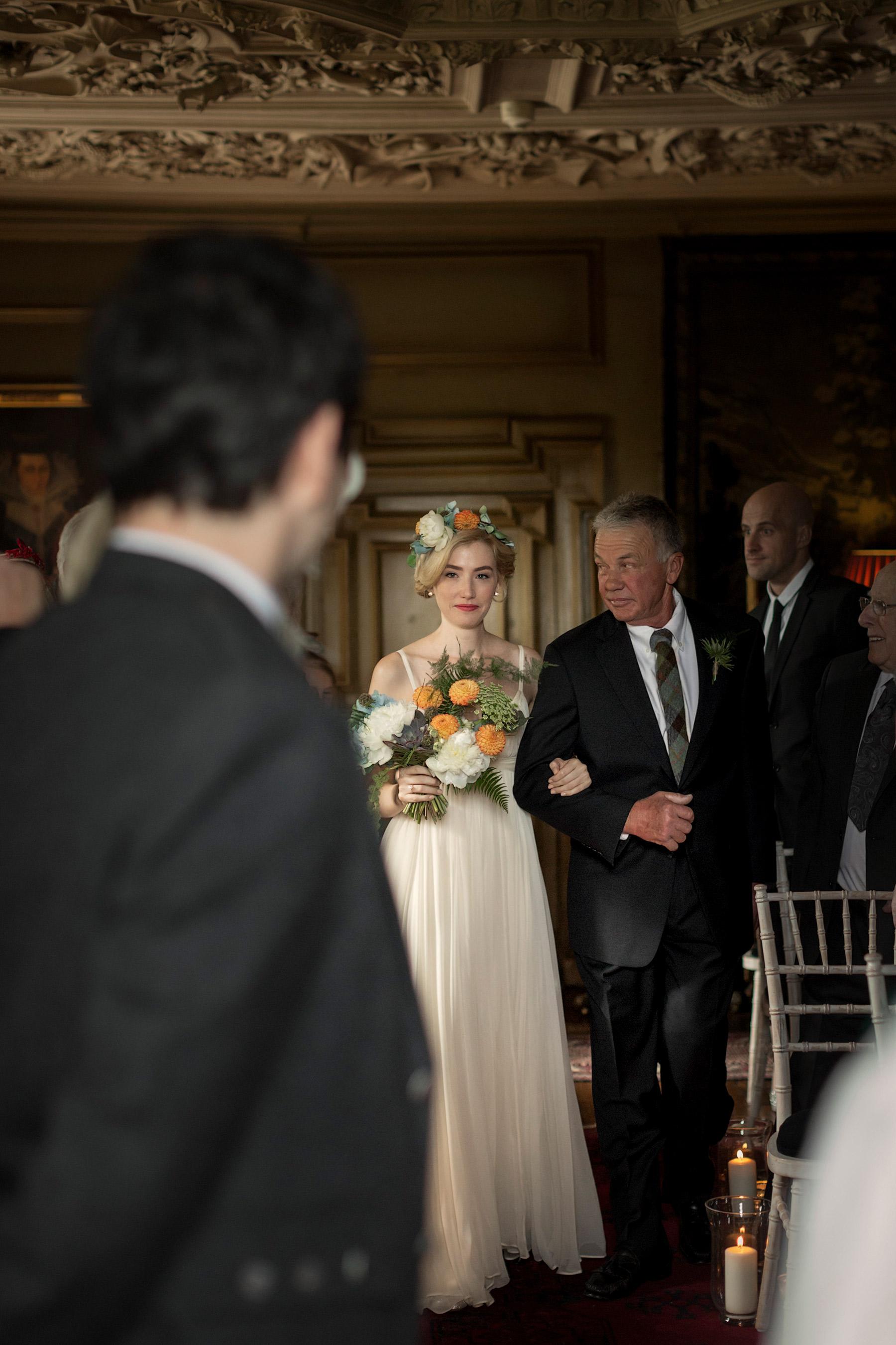 stuart mcLeod's wedding in scotland