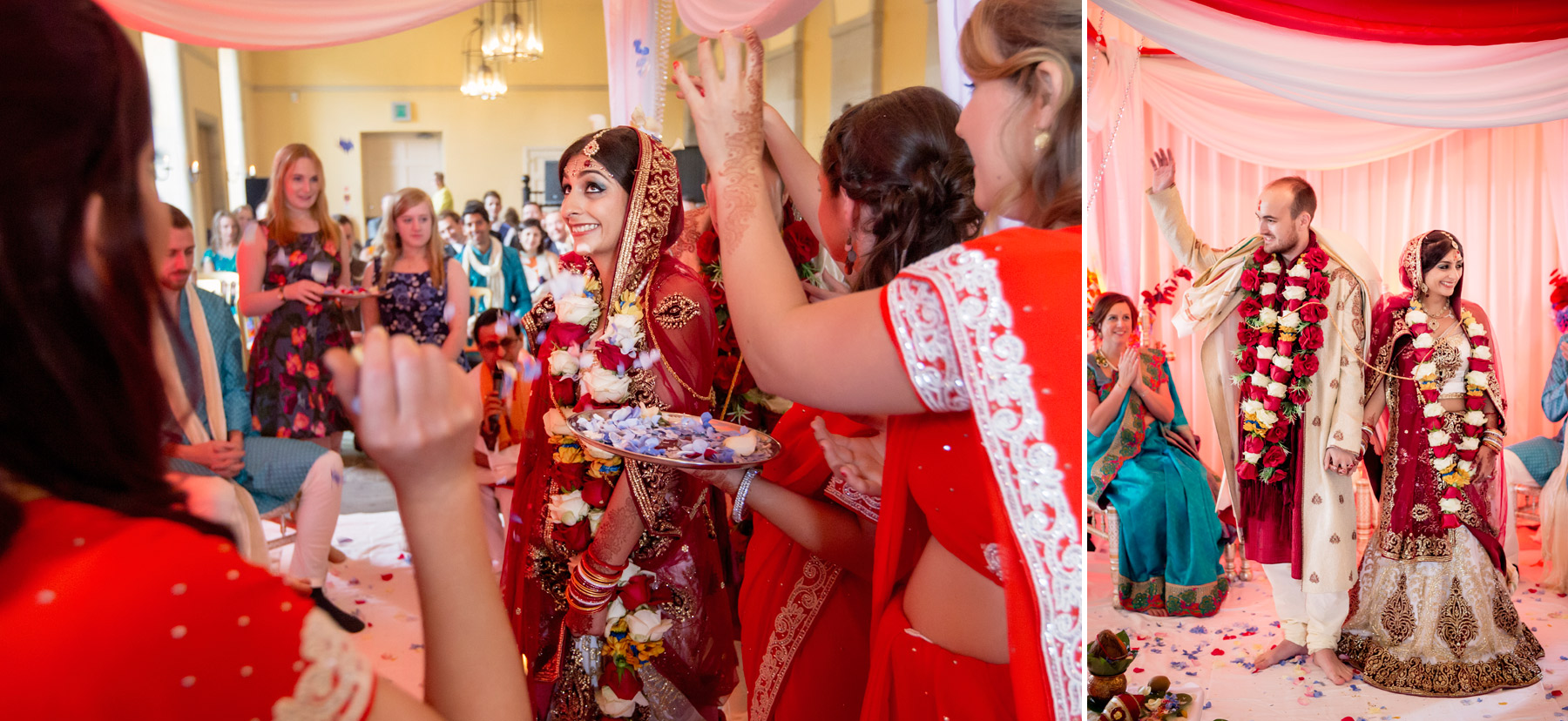 hindi wedding in Scotland