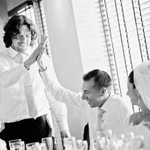 high-five-at-wedding-speech