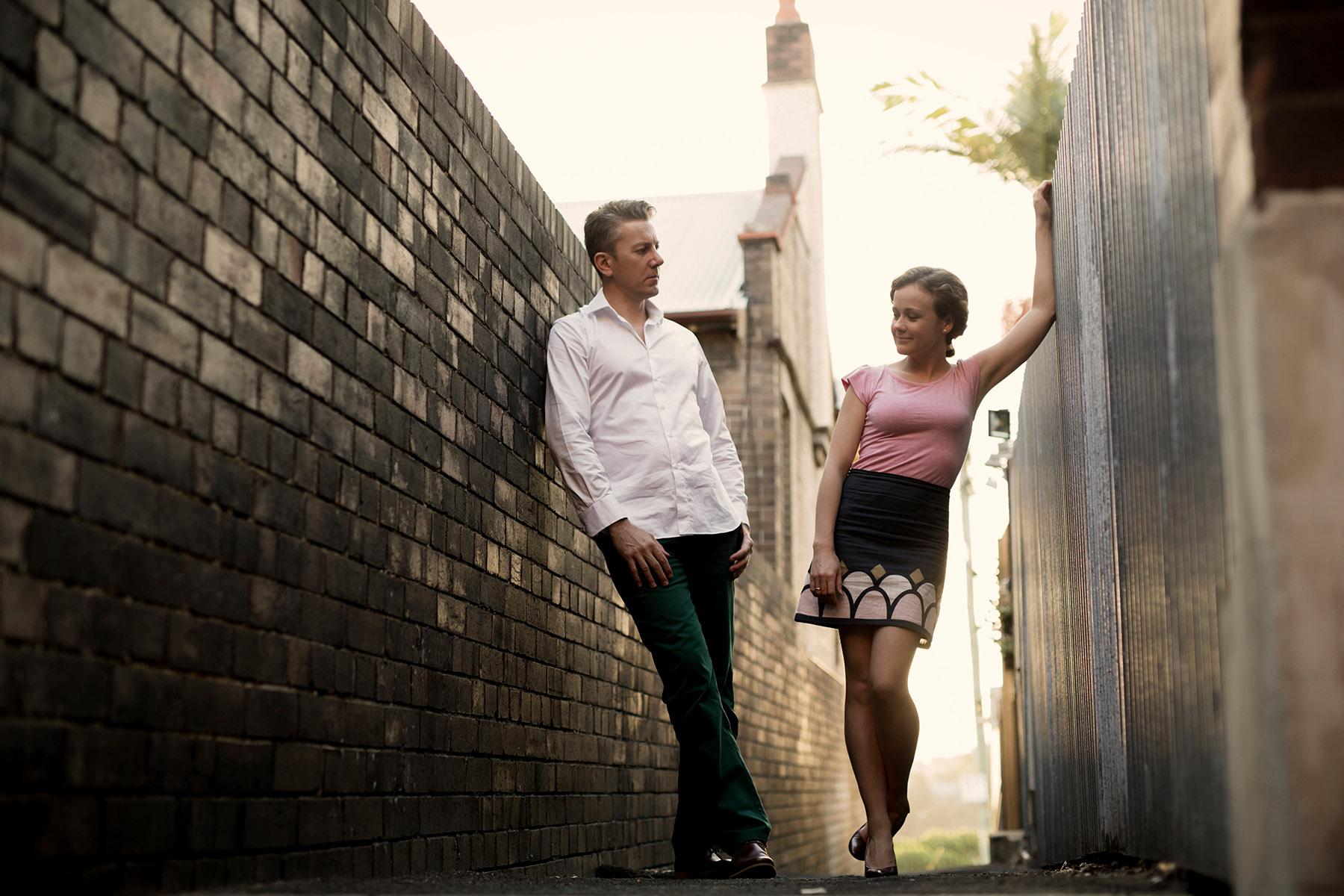 couple, portrait, photography, Sydney, Arianwen Parkes-Lockwood, Marcello Fabrizi