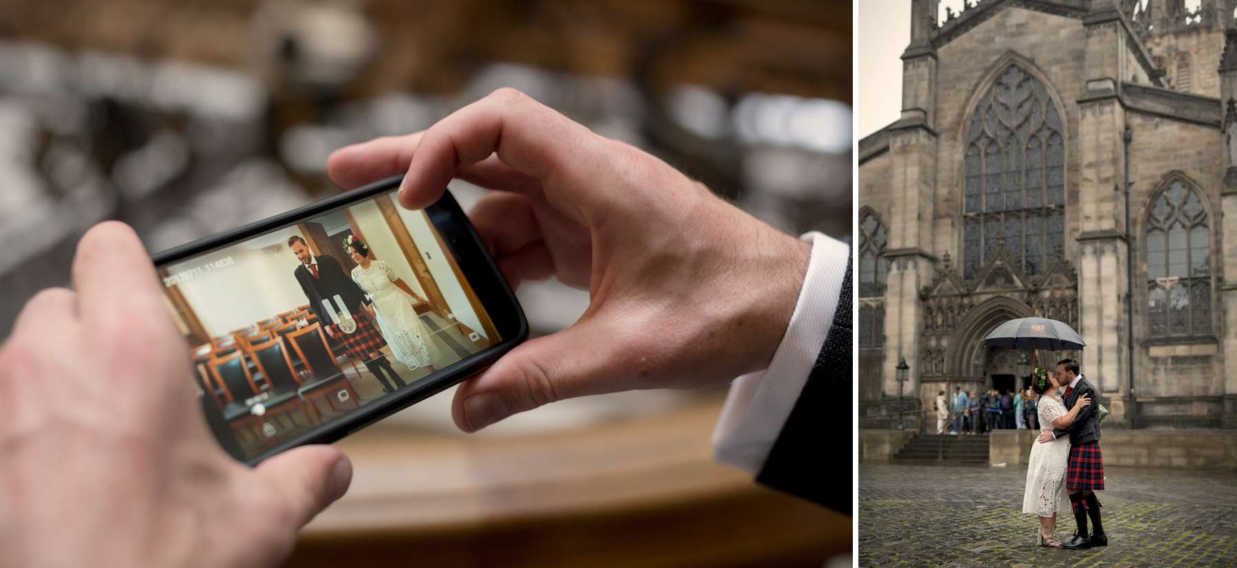 wedding, video, Lothian Chambers, Edinburgh