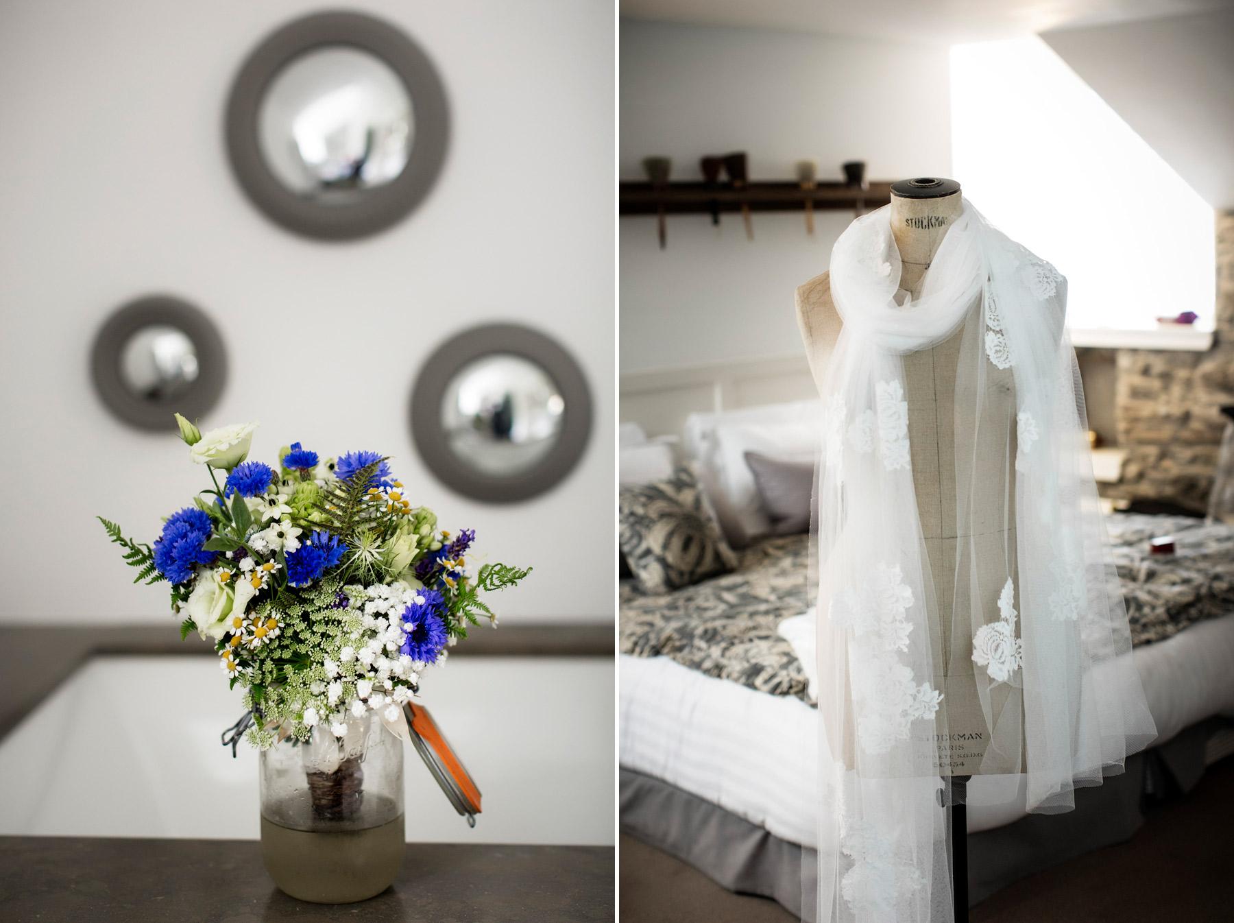 Bridal Suite at Monachyle Mhor