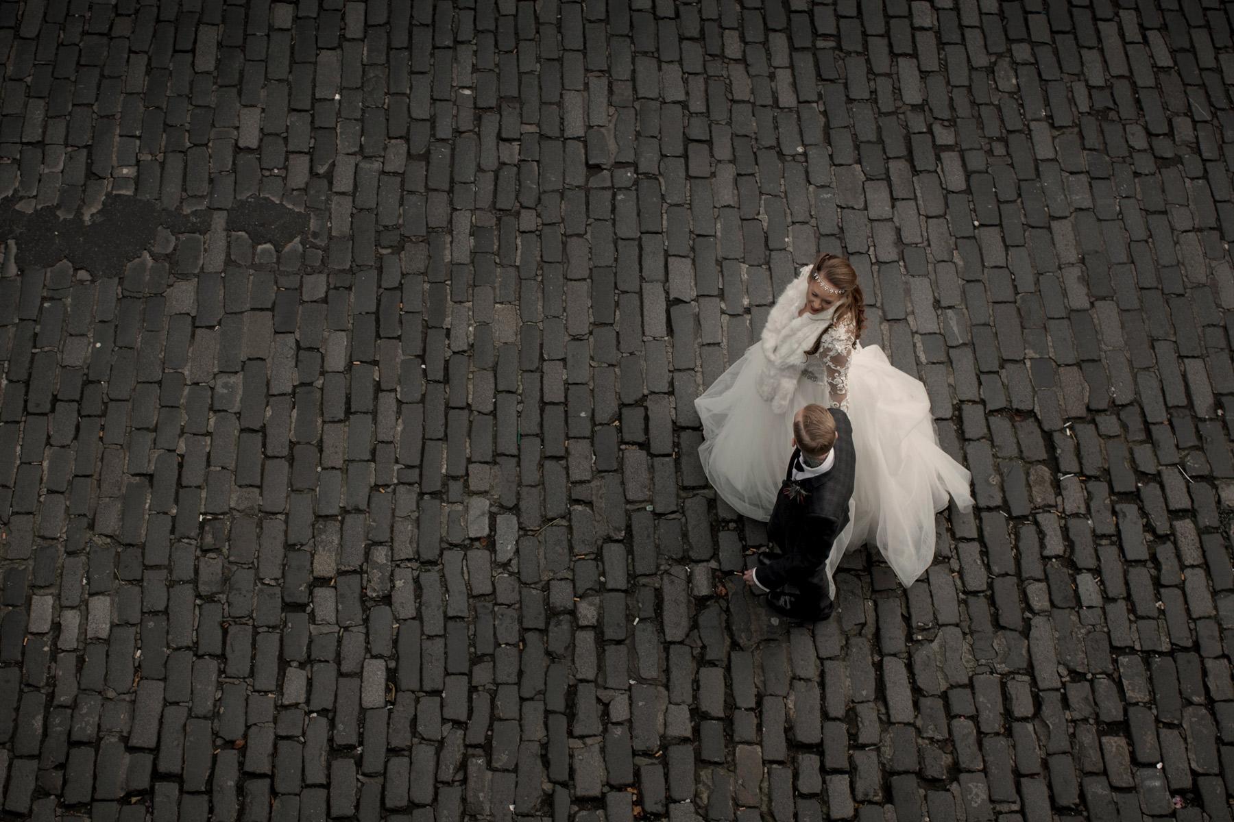 halloween wedding in edinburgh