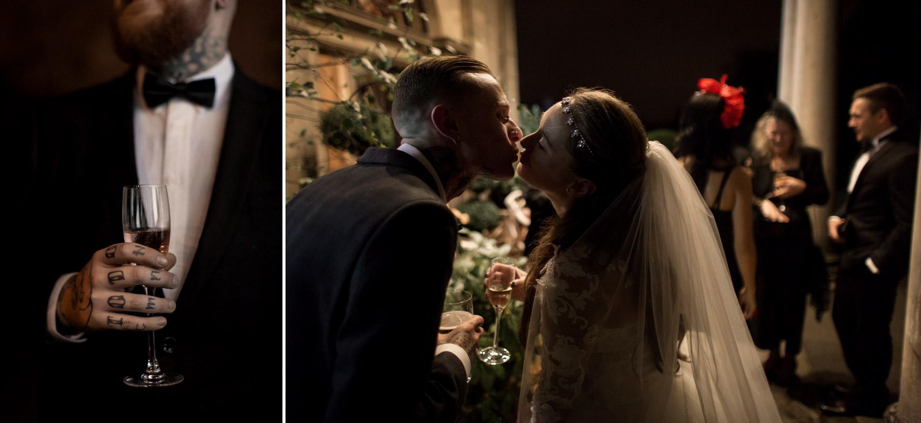 scottish winter wedding