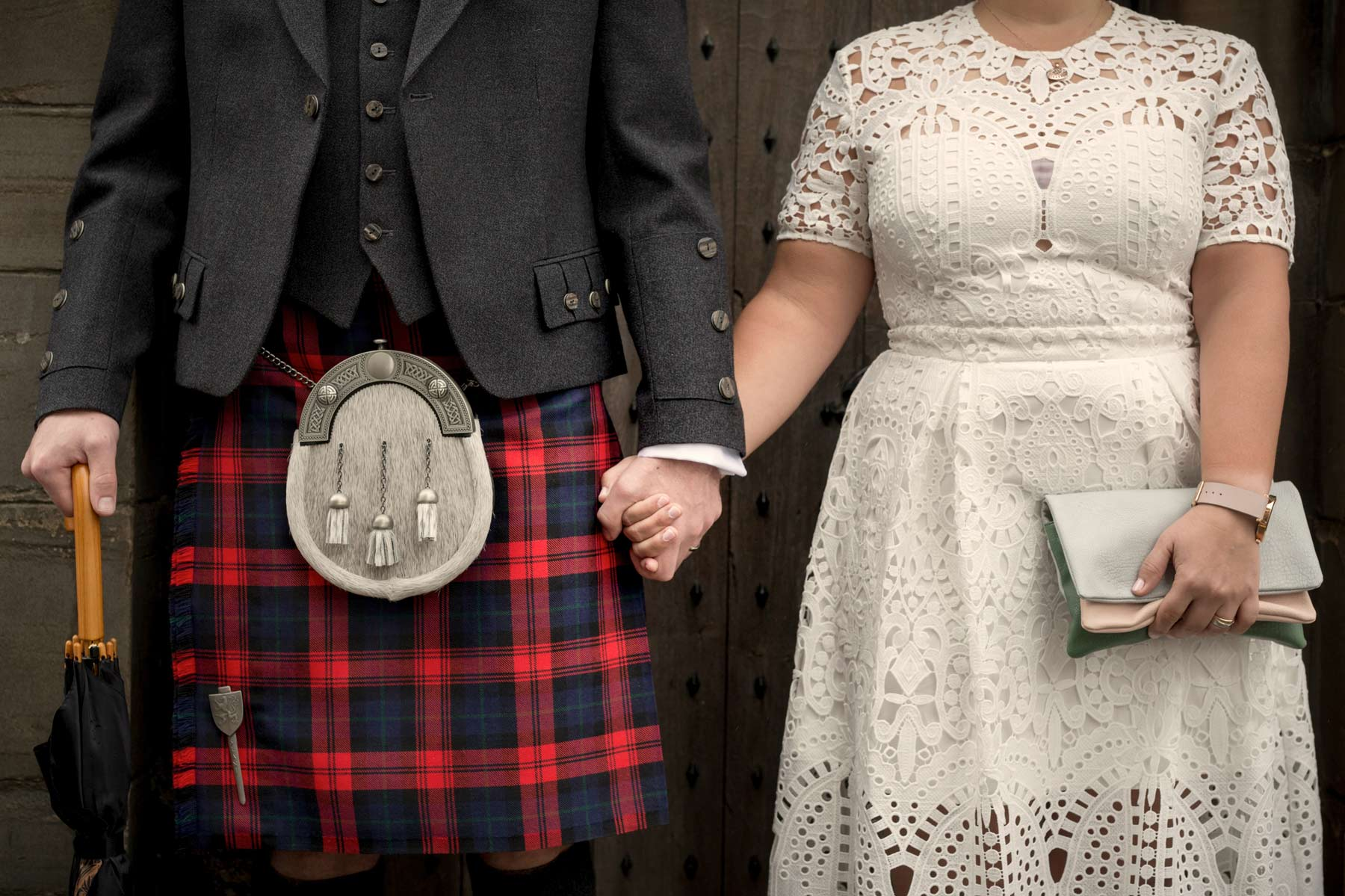Bride, groom, wedding, portraits, photography, Edinburgh, Old Town, Scotland
